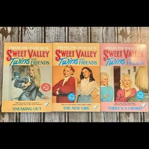 Vg Sweet valley twins and friends books